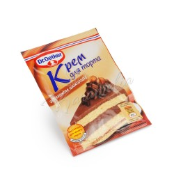 """Крем для торта шоколадный """"Dr.Oetker"""", 50 г"""