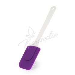 Лопатка силиконовая с ручкой